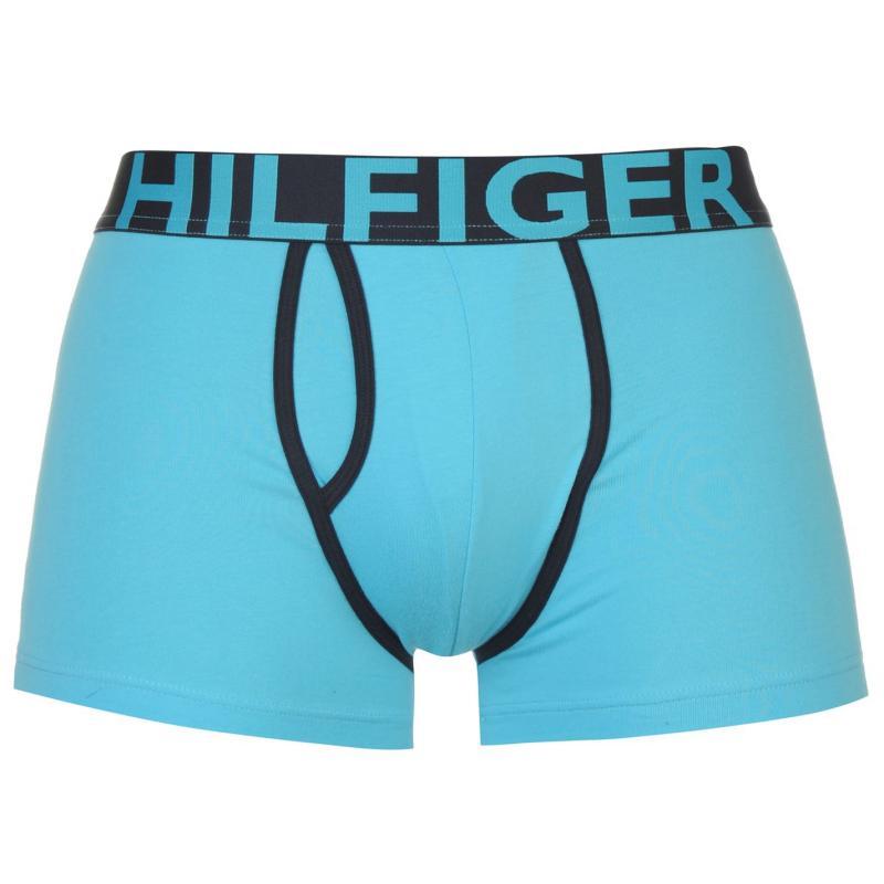 Pyžamo Tommy Hilfiger Contrast Trunks Sky Blue