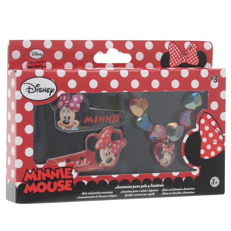 Character Girls Gift Set Minnie Mouse