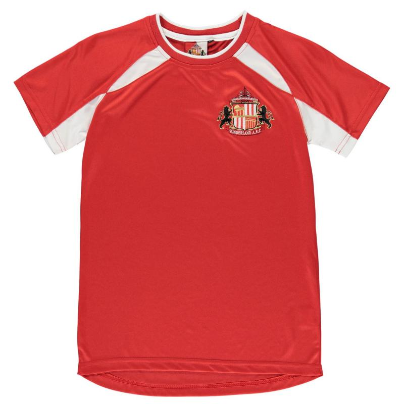 Tričko Source Lab Sunderland Football Club T Shirt Junior Boys...