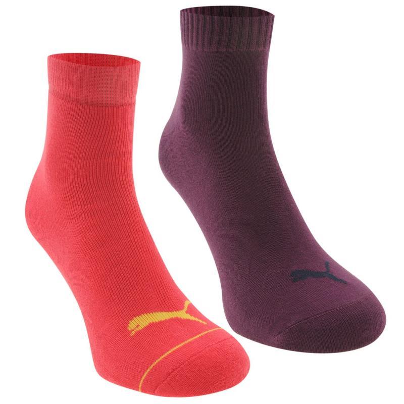 Ponožky Puma Abs 1 Pack Junior Socks Pink