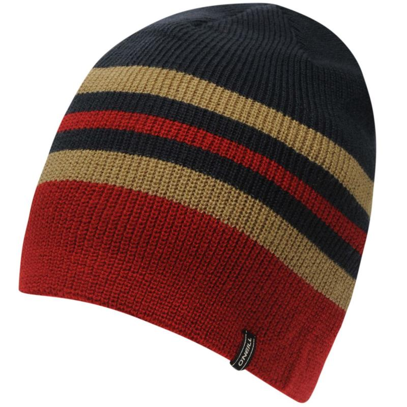 ONeill Elevation Beanie Mens Scooter Red