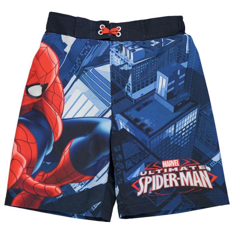 Kraťasy Character Board Shorts Infant Boys Spiderman