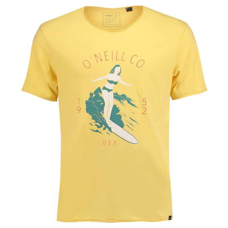 Tričko ONeill Akela Tee Sn73 Yellow