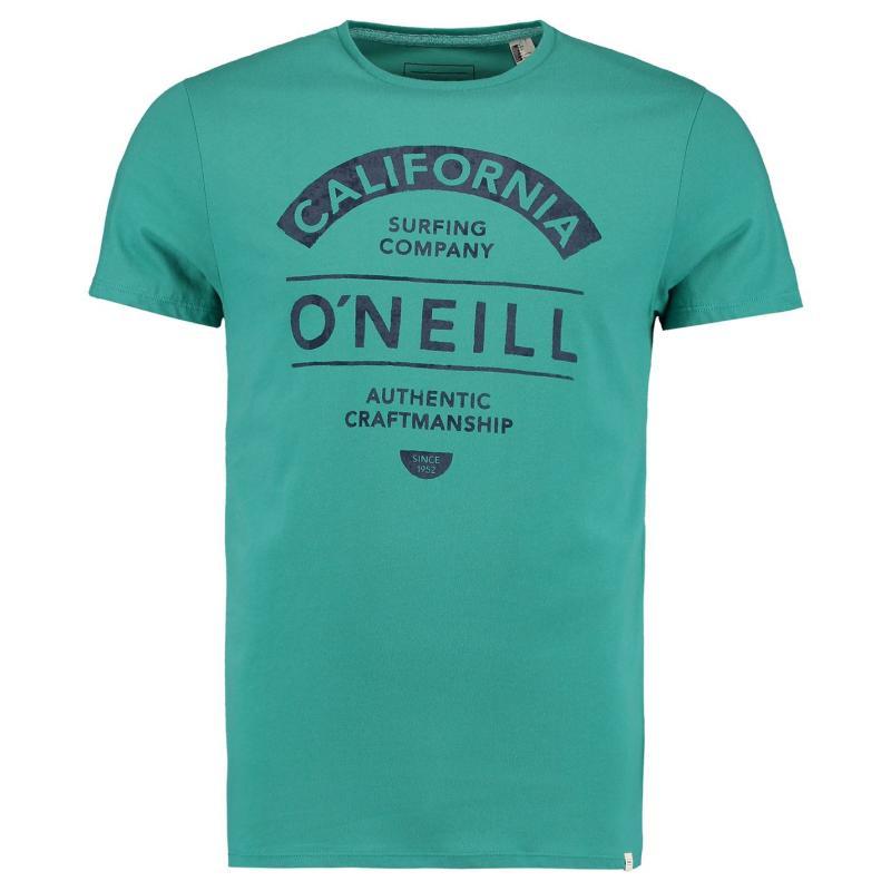 Tričko ONeill Fusion Tee Sn73 Green