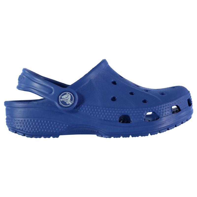 Crocs Ralen Cloggs Unisex Infant Sea Blue