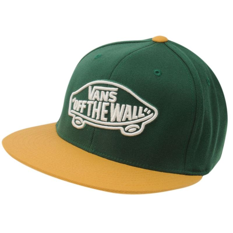 Vans Home Team Cap Green