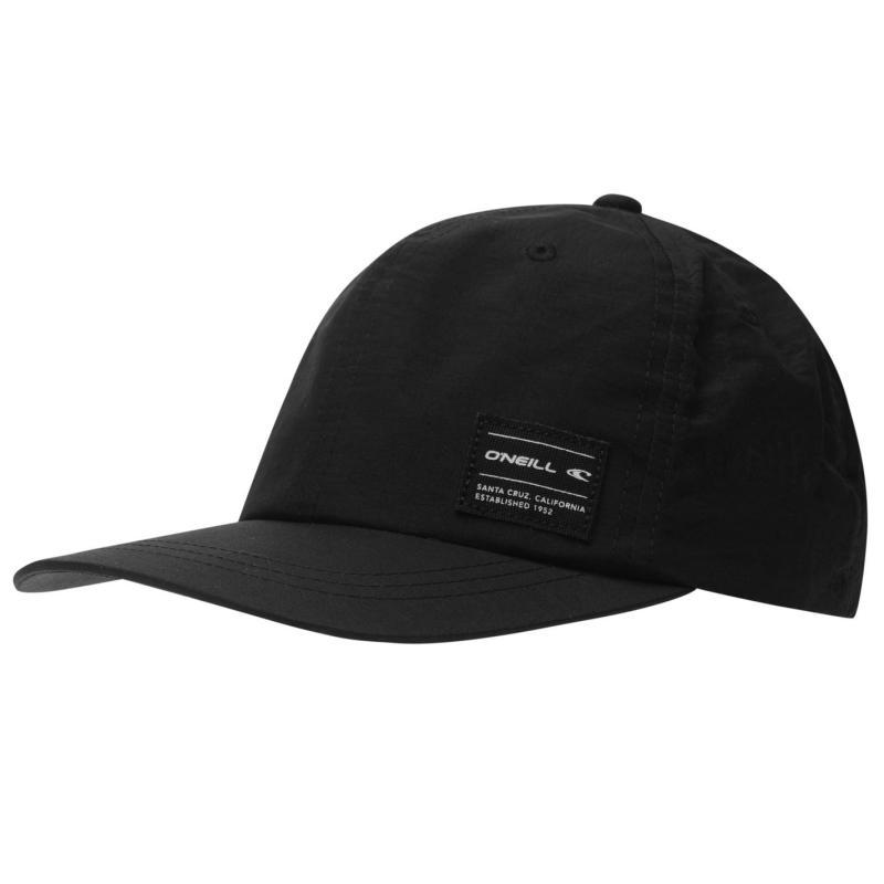 ONeill Logo Cap Mens Black Out