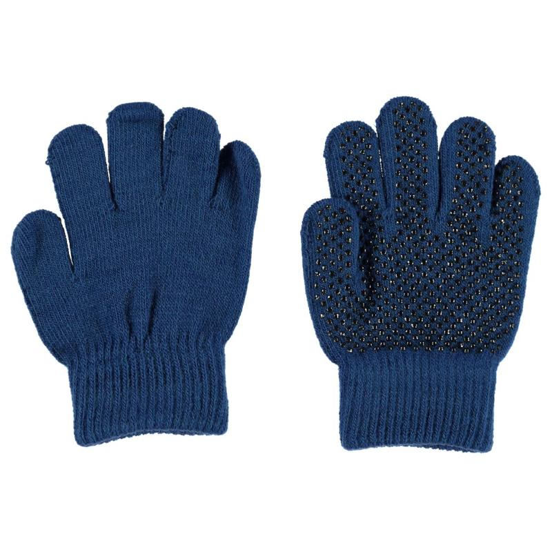 Tagg Magic Gloves Childs Navy