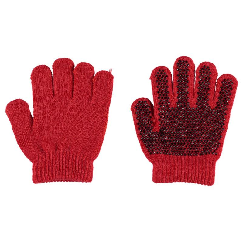 Tagg Magic Gloves Childs Red