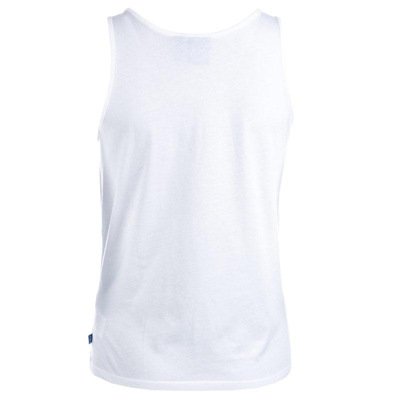 Adidas Originals Womens Neon Logo Tank Top White