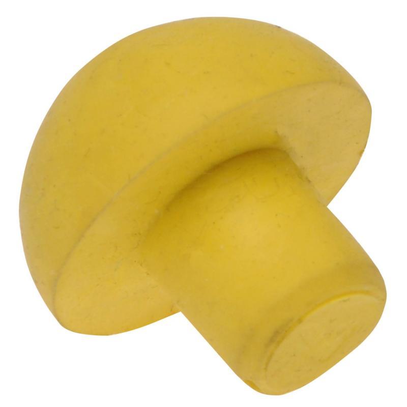 No Name Eisstockgummi Yellow