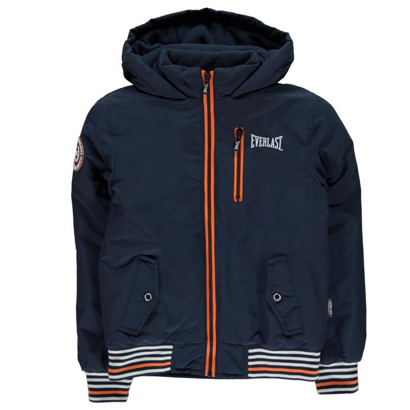 Bunda Everlast HD Bomber Jn74 Blue/Orange