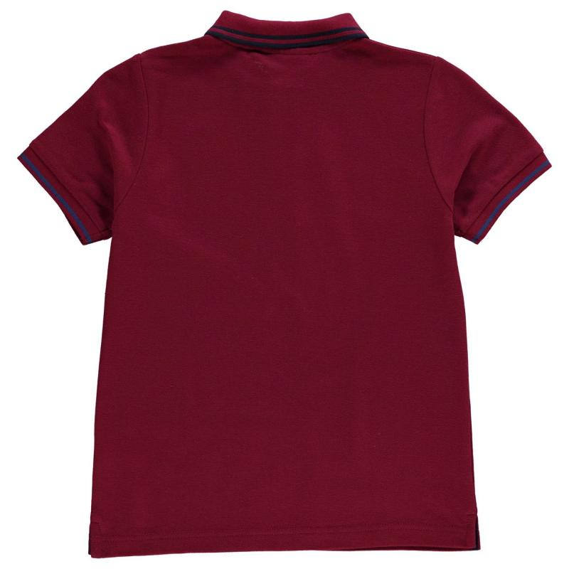 Source Lab Barca Polo Jn74 Deep Red