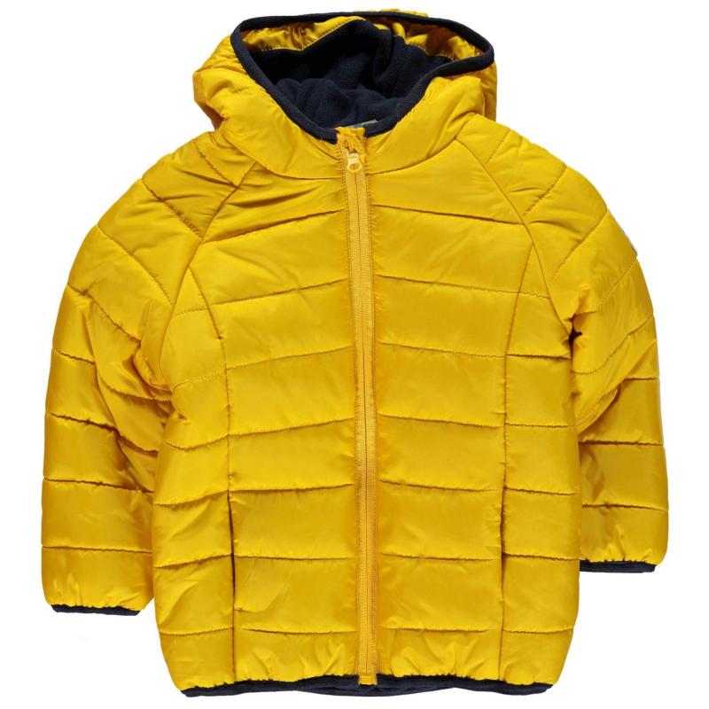 Bunda Crafted BB PUFFA JKT CHD 74 Mustard