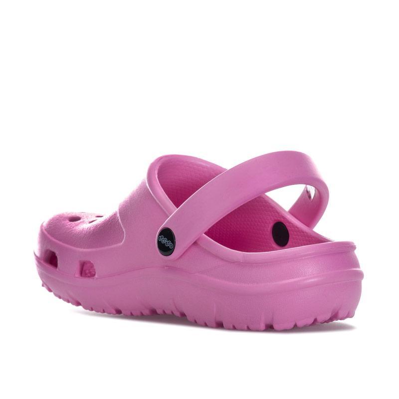 Crocs Children Girls Presley Clog Pink