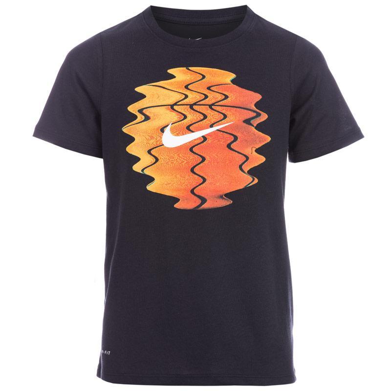 Tričko Nike Junior Boys Dry T-Shirt Black