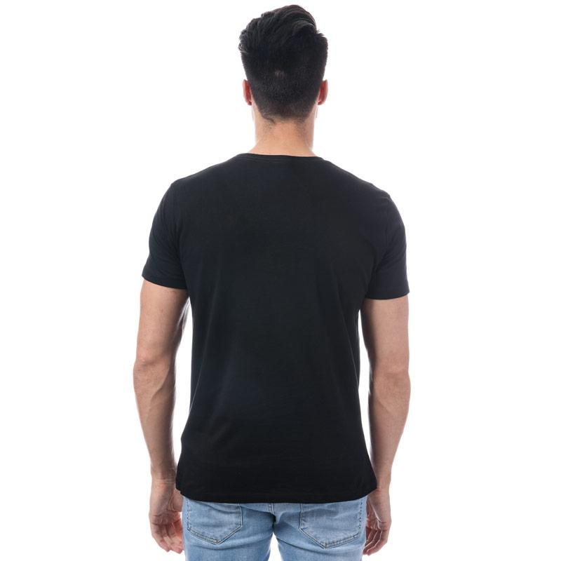 Tričko Diesel Mens T-Joe Crew Neck T-shirt Navy