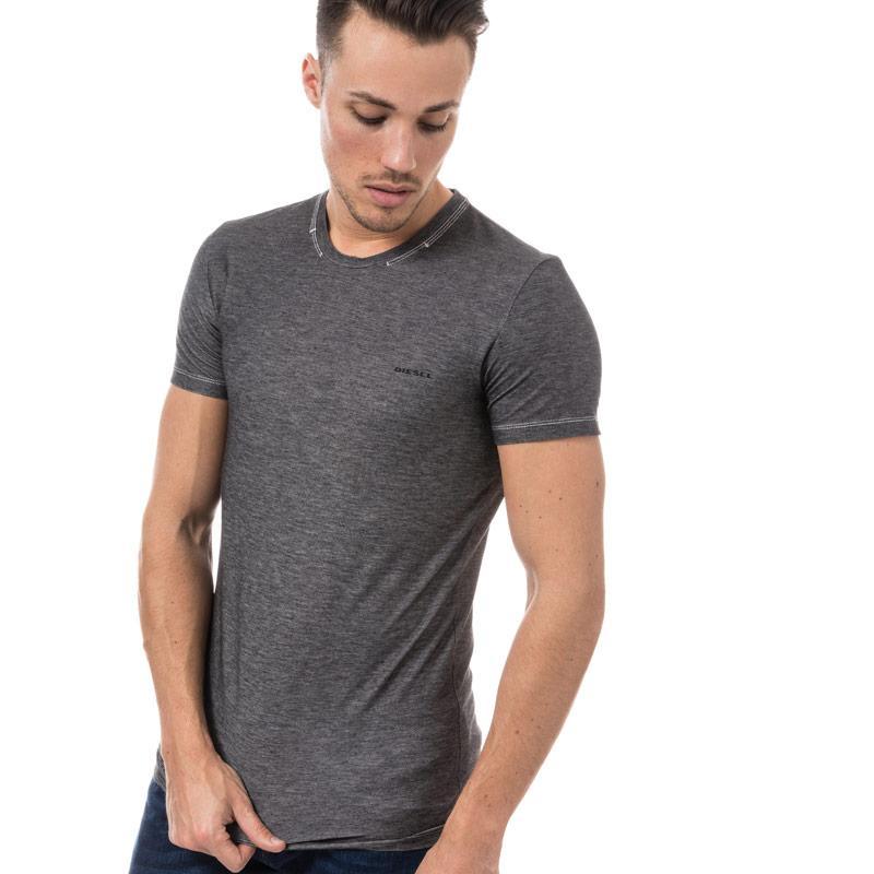 Tričko Diesel Mens Umtee Randal Underwear T-Shirt Navy