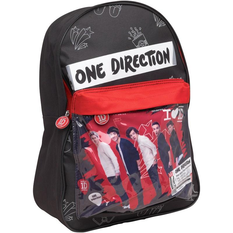 MandMDirect.com One Direction Rucksack