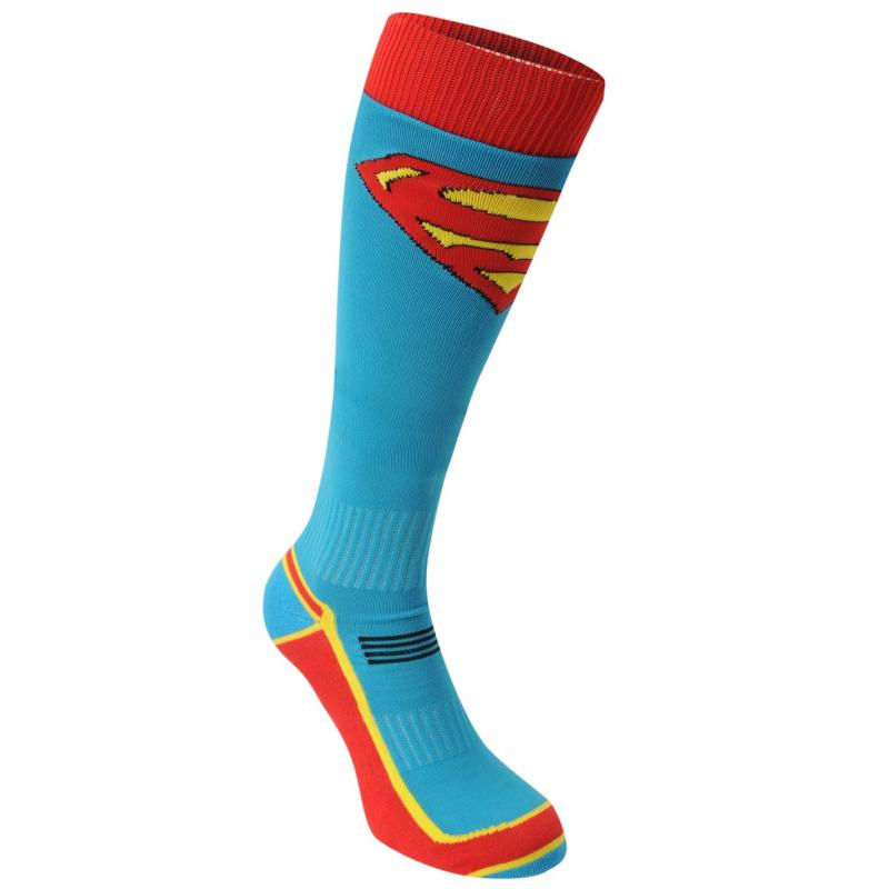 Ponožky DC Comics Football Socks Superman