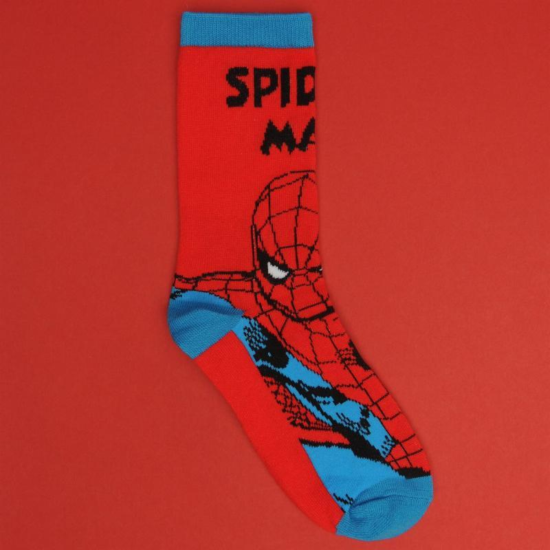 Marvel 3 Pack Crew Socks Child Marvel