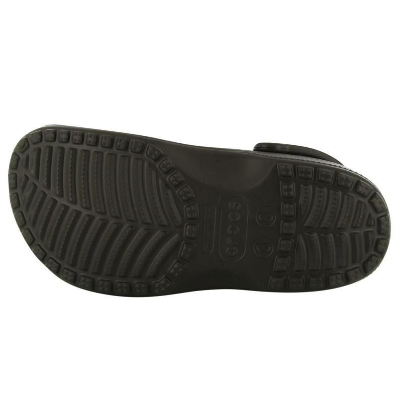 Crocs Classic Mens Sandals Brown