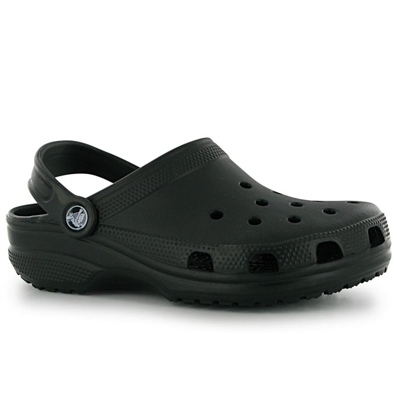 Boty Crocs Classic Junior Sandals Black