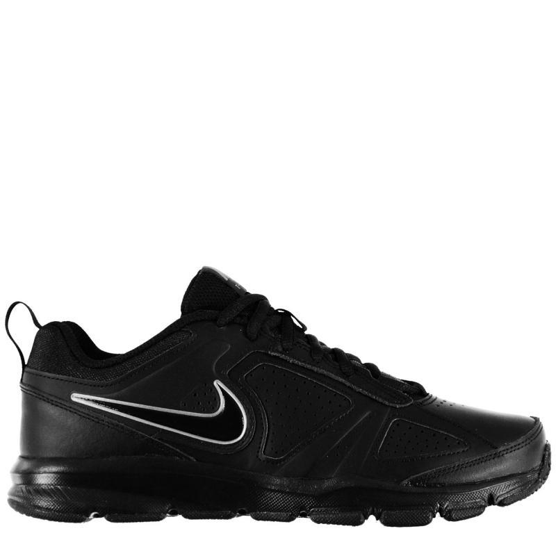 Boty Nike T Lite XI Mens Training Shoes Black/Silver, Velikost: UK11 (euro 46)