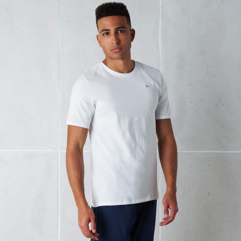 Tričko Nike Fundamental T Shirt Mens White
