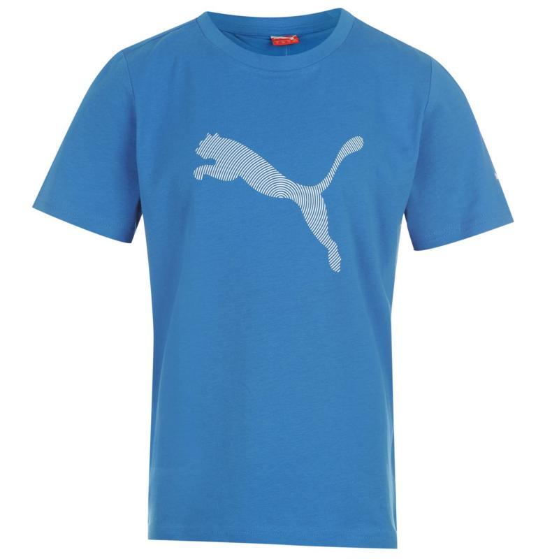Tričko Puma Dizzy Tee Junior Blue