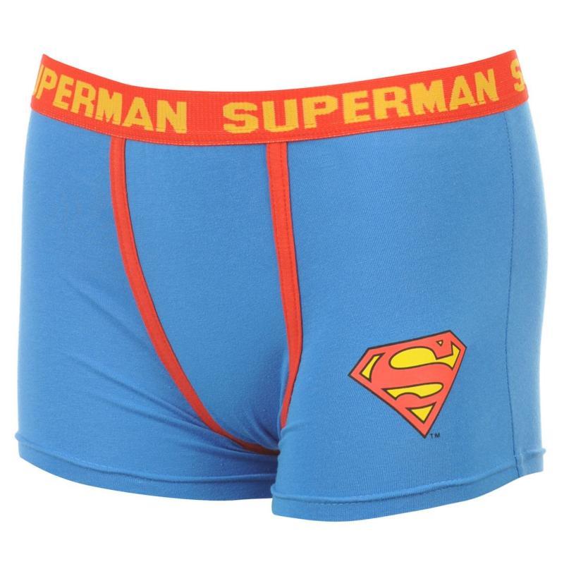 Spodní prádlo DC Comics Superman Single Boxer Shorts Infants...