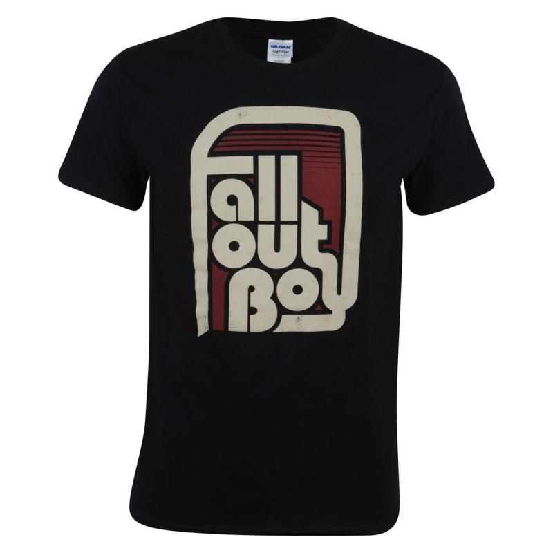 Tričko Official Fall Out Boy T Shirt Bomb
