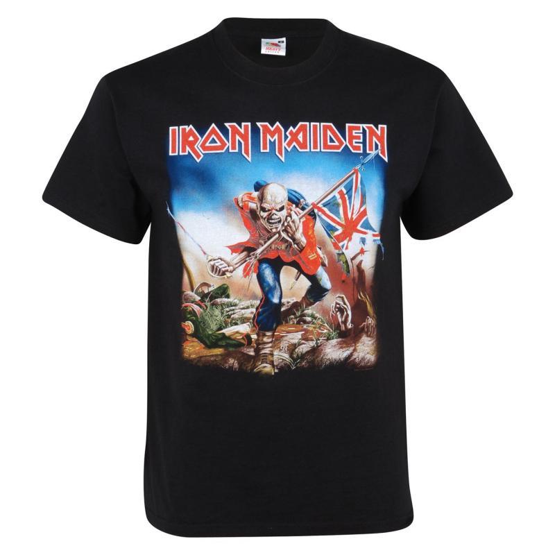 Tričko Official Iron Maiden T Shirt Mens Killers, Velikost: S