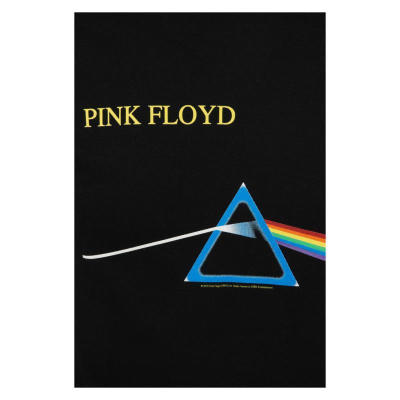 Tričko Official Pink Floyd T Shirt Mens Division Bell