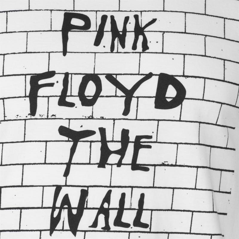 Tričko Official Pink Floyd T Shirt Mens Darkside