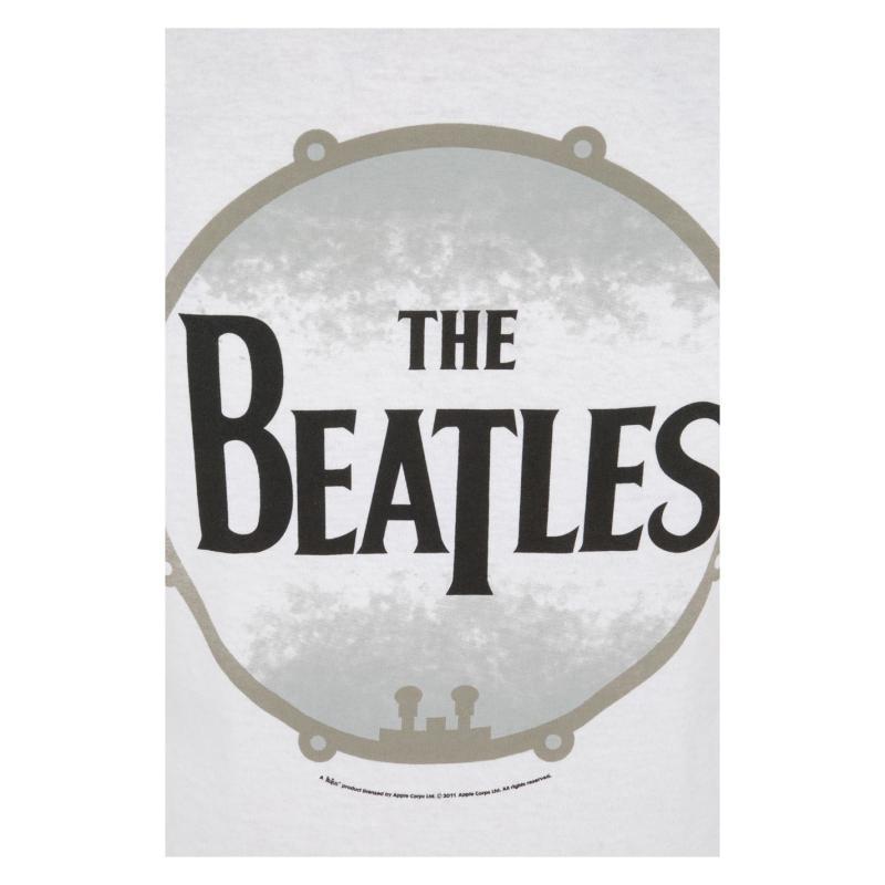 Tričko Official The Beatles T Shirt Drop T Logo