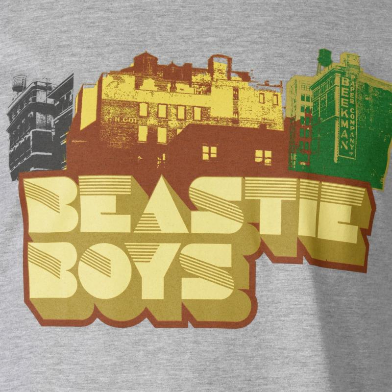 Tričko Official Beastie Boys T Shirt Check Your Head