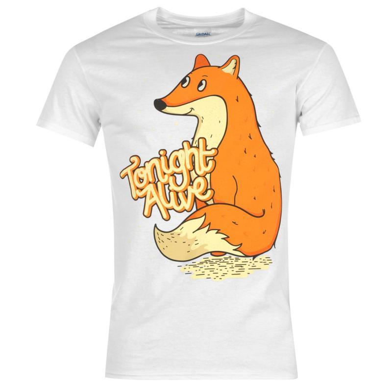 Tričko Official Tonight Alive T Shirt Foxy