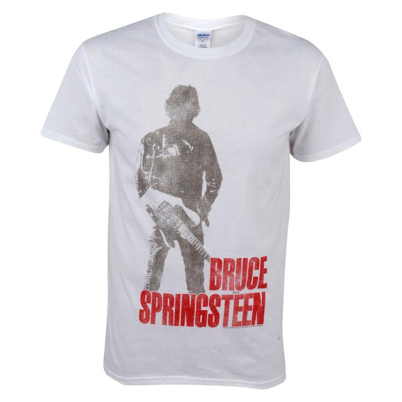 Tričko Official Bruce Springsteen T Shirt Standing