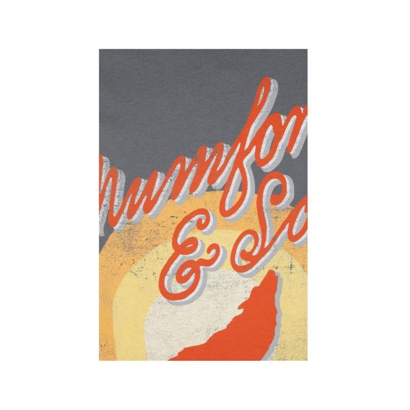 Tričko Official Mumford and Sons T Shirt Hopeless