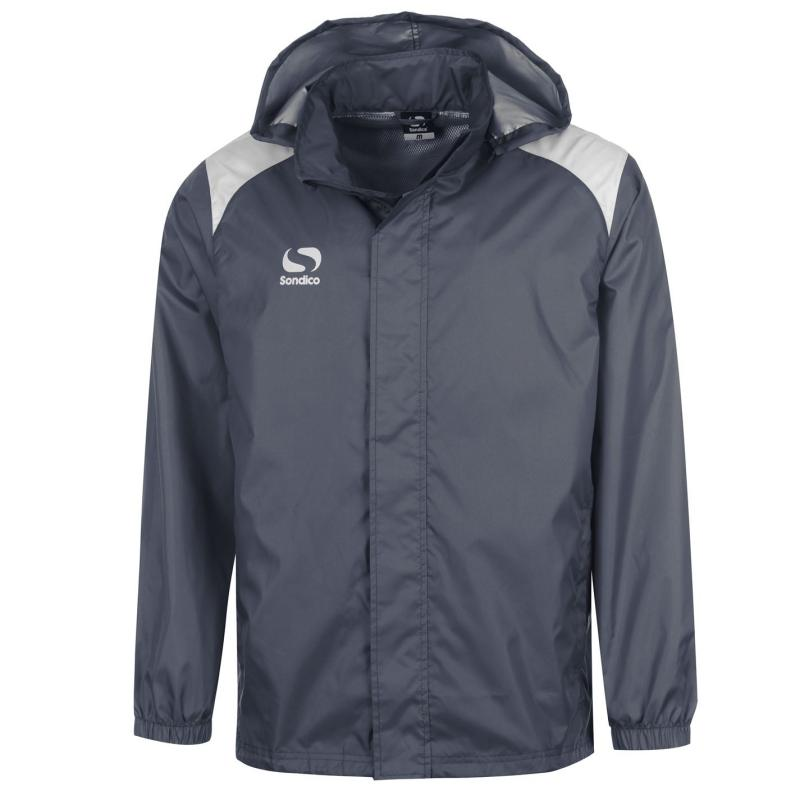Bunda Sondico Rain Jacket Mens Black