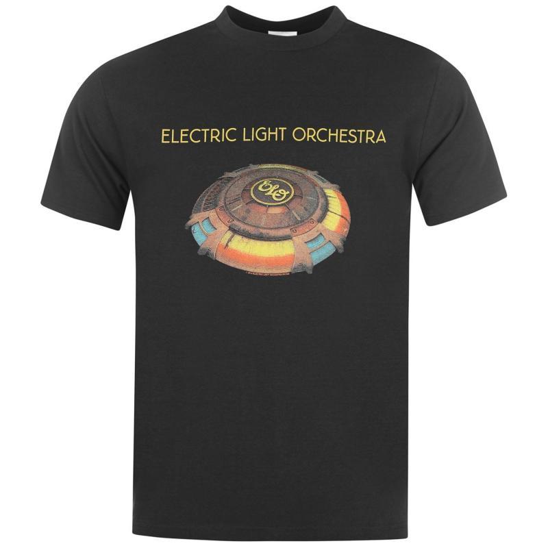 Tričko Official Electric Light Orchestra T Shirt Mens Blue Sky Album