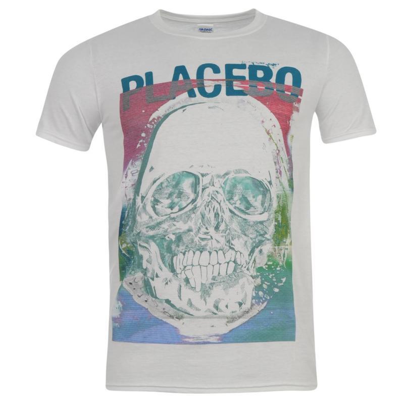 Tričko Official Placebo T Shirt Mens Psychedelic