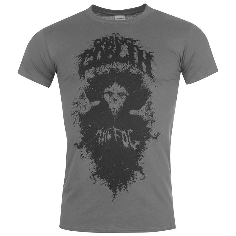 Tričko Official Orangegoblin T Shirt Mens The Fog