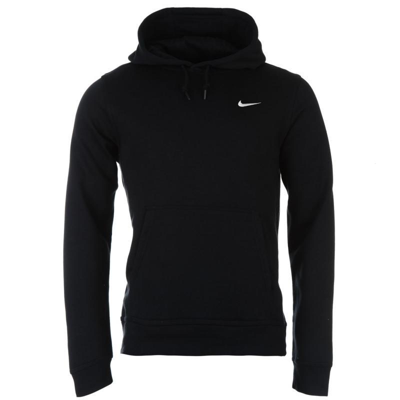 Mikina Nike Fundamentals Fleece Hoody Mens Navy, Velikost: M