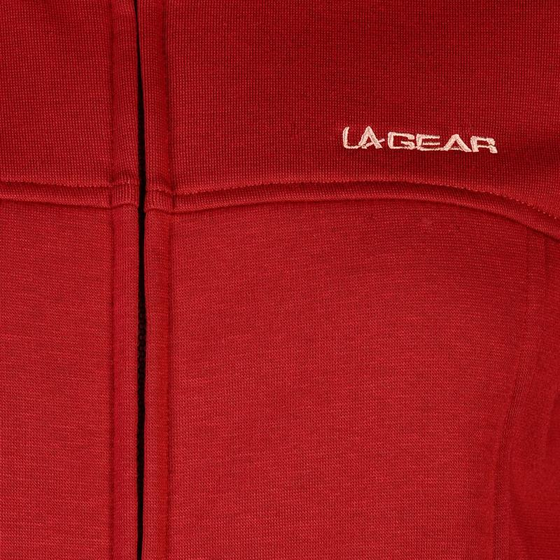 Flíska LA Gear Full Zip Fleece Ladies Persian Blue
