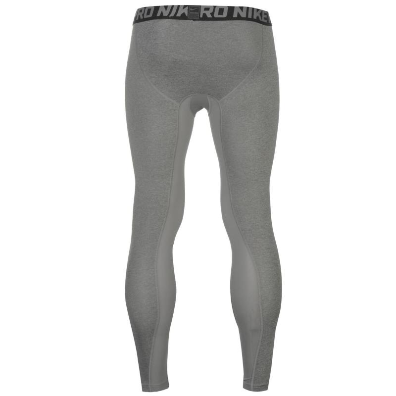 Nike Pro Core Tights Mens Grey
