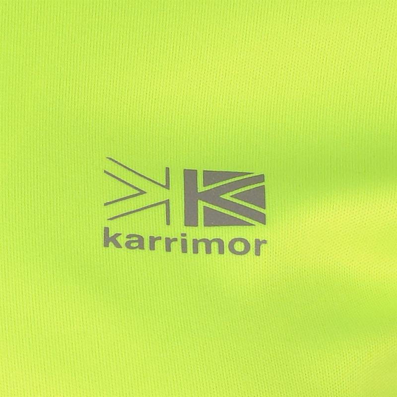 Karrimor Quarter Zip Running Top Ladies Black
