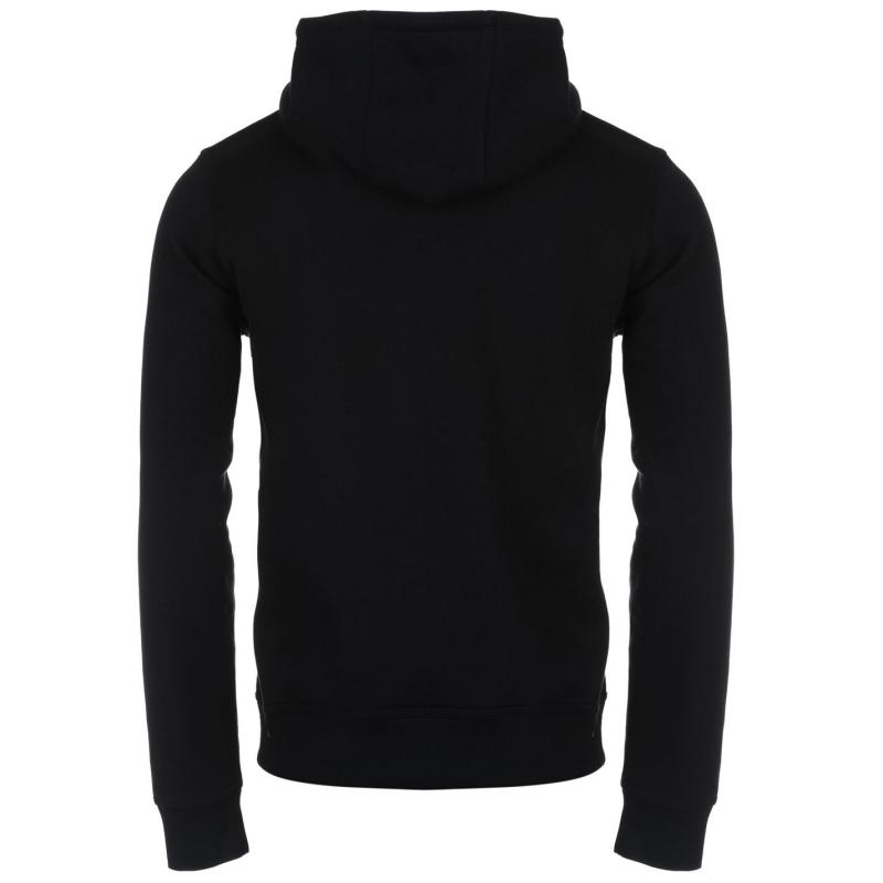 Mikina Nike Fundamentals Fleece Hoody Mens Black