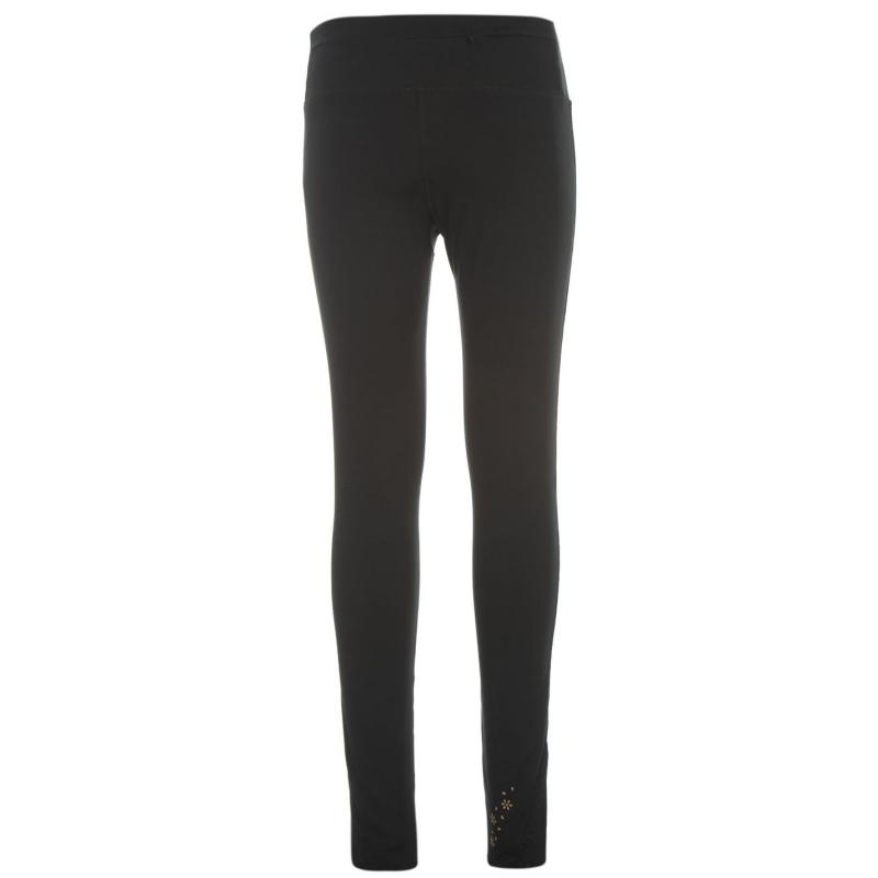 Tepláky USA Pro Tight Pants Ladies Black